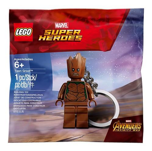 LEGO Marvel Super Heroes Teen Groot (5005244)