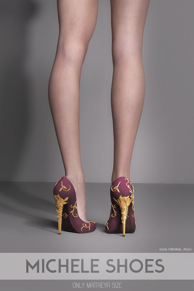 [Enchante'] – Michele Shoes x Season Story
