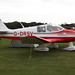 G-DRSV C.E.A.built Jodel DR315X Petit Prince on 3 September 2016 Sywell