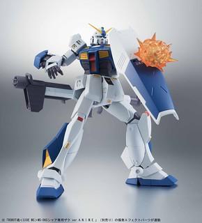 ROBOT SPIRITS Gundam NT-1 vers A.N.I.M.E.- Exit Date
