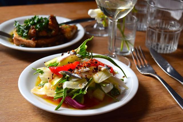 £19 Set Lunch at Oldroyd, Islington