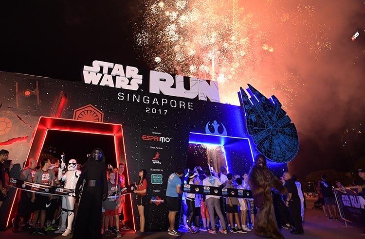 STAR WARS Run 2018