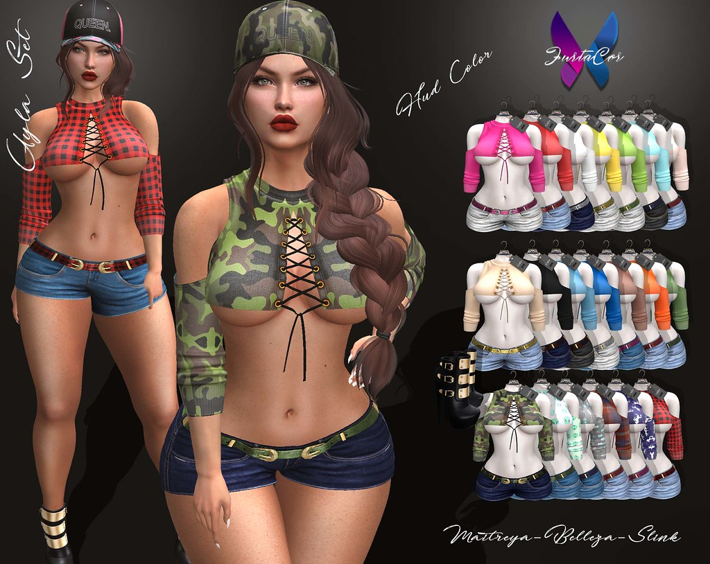 FurtaCor – Ayla Set