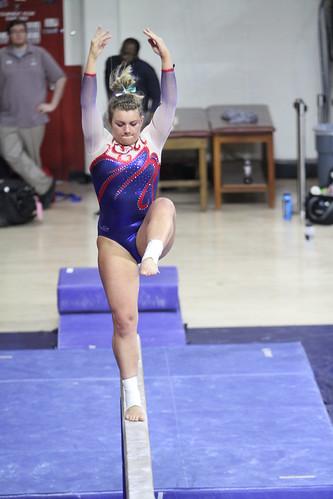 Gymnastics at Penn, 2018