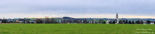 Panoramaview zu Weihnachten 2013