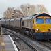 GB Railfreight 66706 - Retford