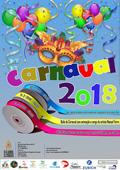 Cartaz Carnaval 2018
