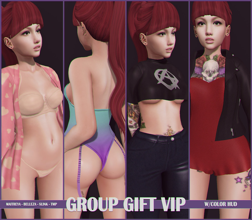 :PACAGAIA: Group Gift VIP - JANUARY.