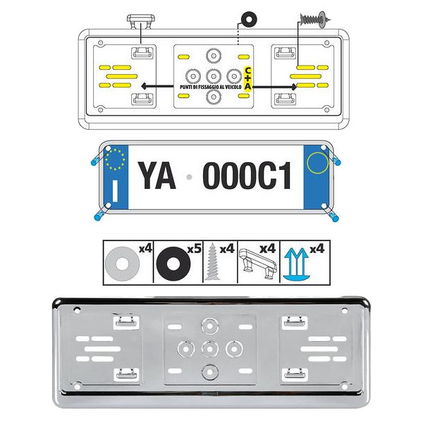 a estrenar genuino parte 0438170027 Bosch Acumulador de combustible K Jetronic