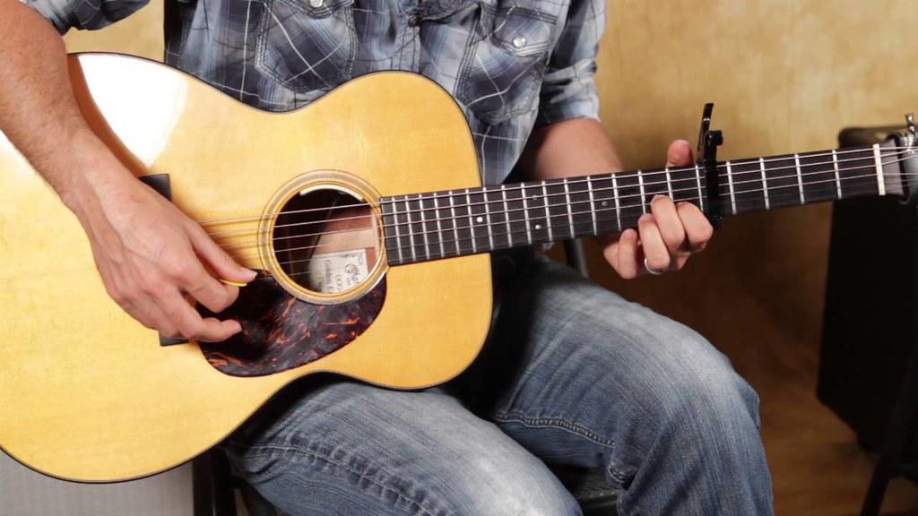 Pulse ajoute des effets à votre guitare acoustique – sans amplis ni électricité