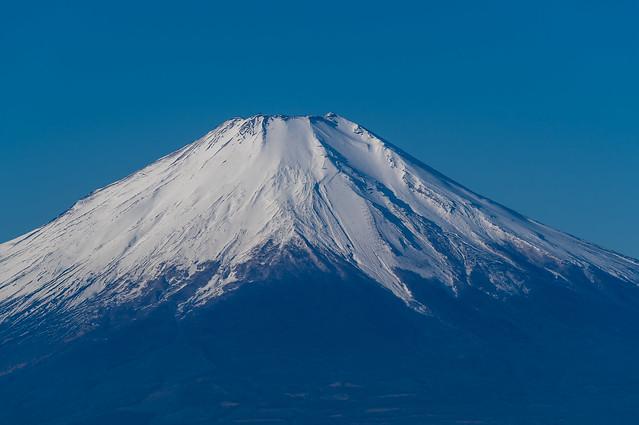 富士山@檜洞丸西側
