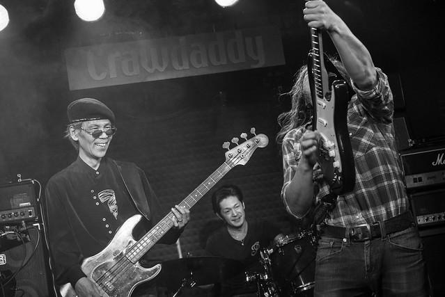 O.E. Gallagher live at Crawdaddy Club, Tokyo, 20 Jan 2018 -00343