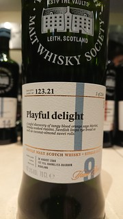 SMWS 123.21 - Playful delight