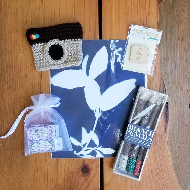Goody Goody Gift Swap 2017 - Package Received | shirley shirley bo birley Blog