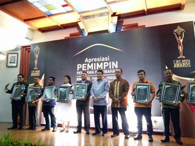AWARD KEPSEK