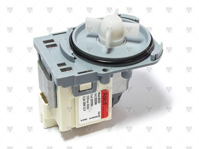POMPA SCARICO 3 GANCI LAVATICE ELECTROLUX 30W 1321063016 - 1