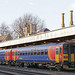 East Midlands Trains 153385 +  153379 - Lincoln