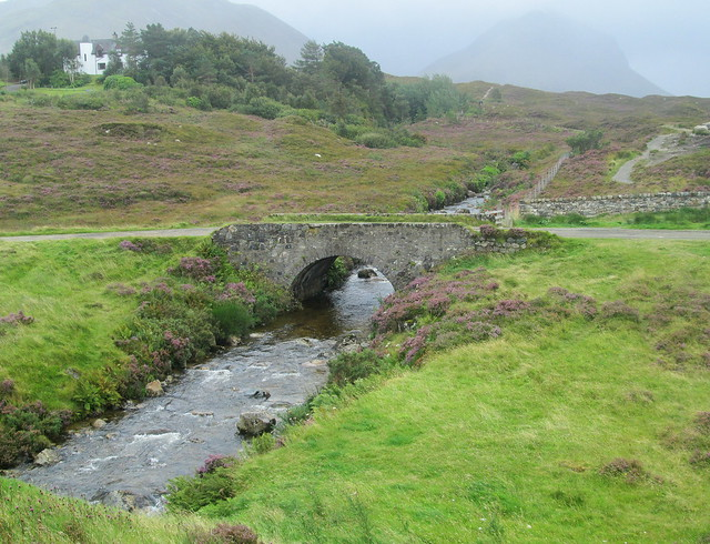 Smaller Old Bridge on Skye 2