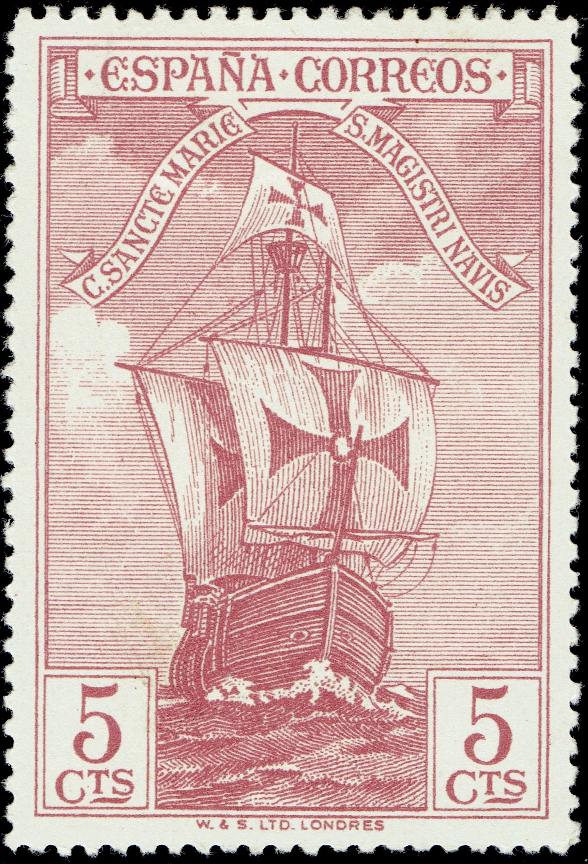 Spain - Scott #422 (1930)