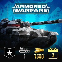 Armored Warfare Rookie Pack