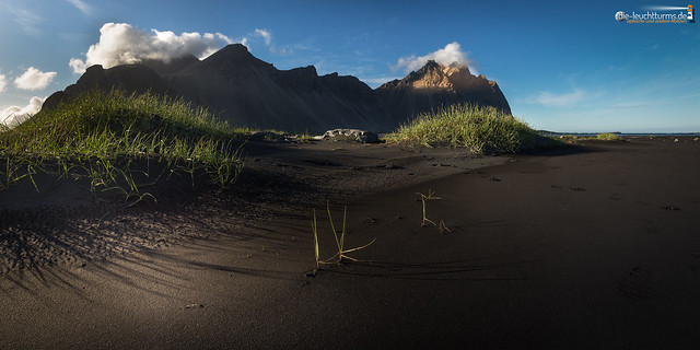 Low Tide on Vestrahorn