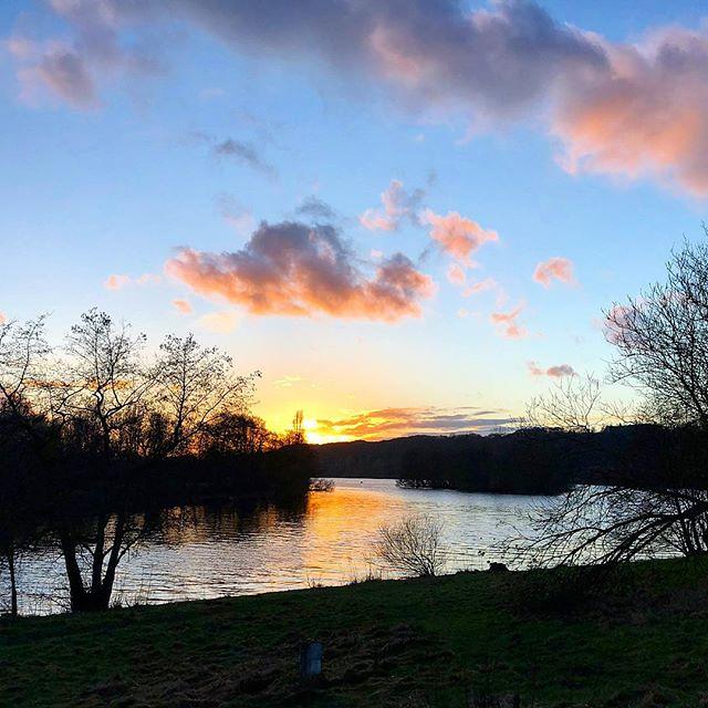 #Sunset #See #kemnadersee #kemnade #bochum #witten #februar #2018 #masteruser1999
