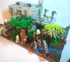Lego Separatist Outpost