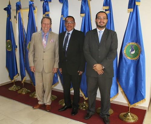 Promueven acciones conjuntas en la promoción de la agricultura centroamericana