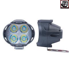 Bộ 2 đèn Led trợ sáng Shilan 8w