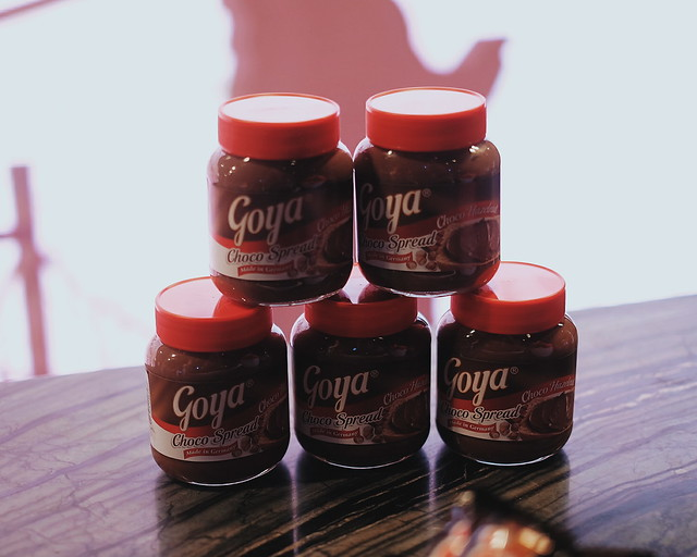 Goya Double Hazelnut Spread