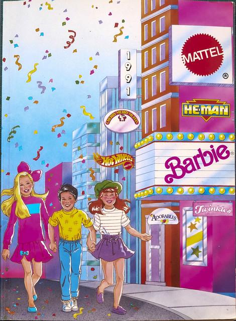Mattel 1991 (Allemagne)