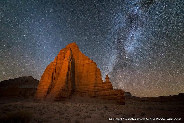 December Milky Way