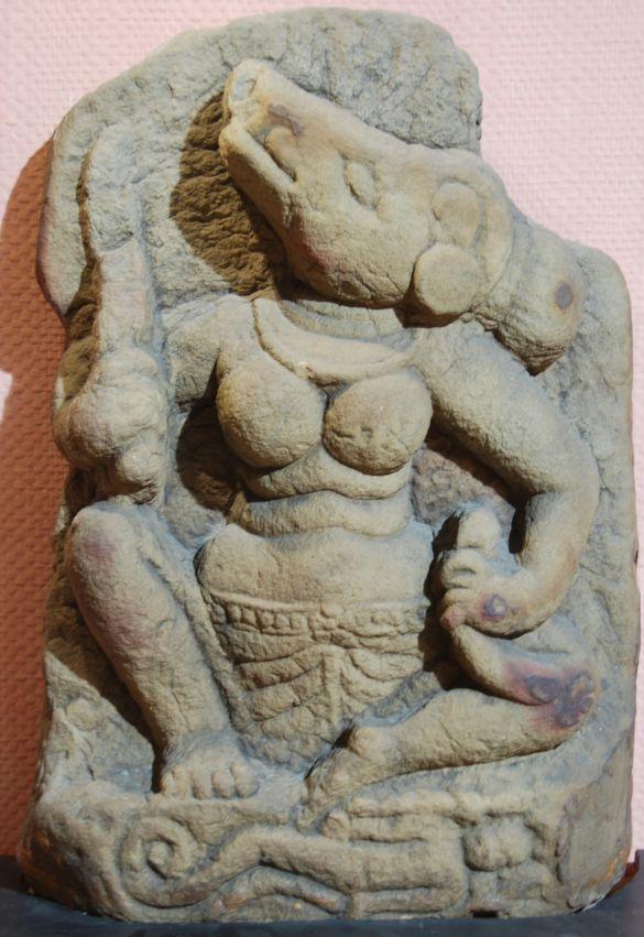 DSC_8434BhopalStateMuseumVarahi3rd-4thCenturyADHinglajgarh