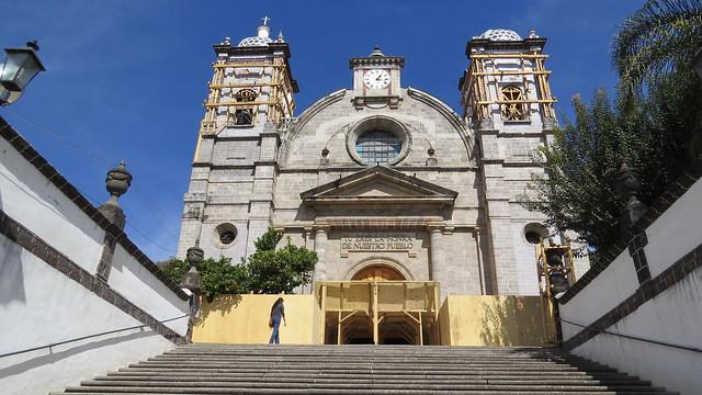 Reapertura de Iglesia Catedral