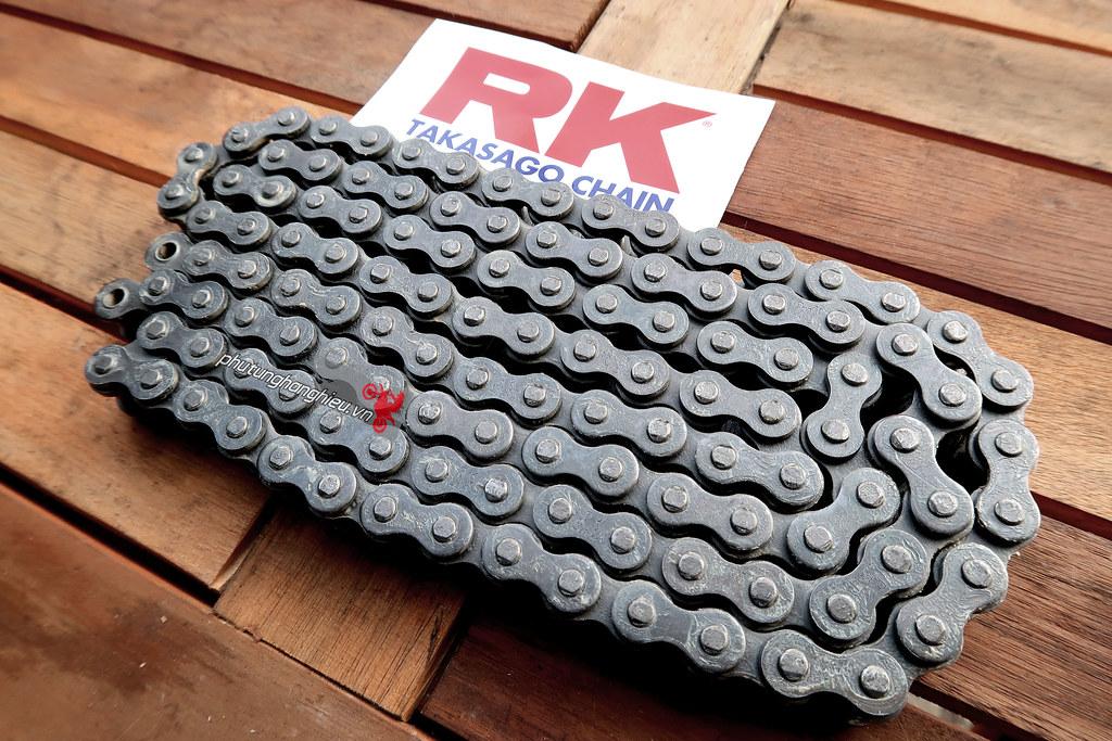 NSD RK chính hãng cho xe Exciter 150
