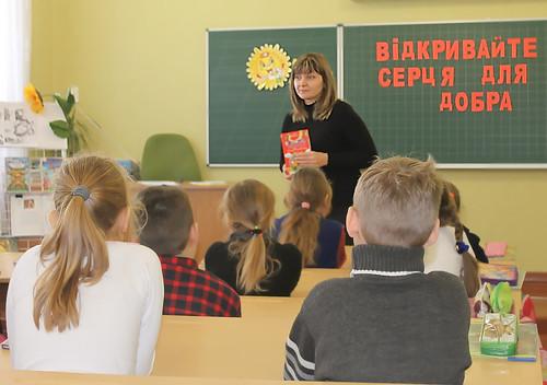 Майстер-клас для бібліотекарів Тернівського району, 25.01.2018
