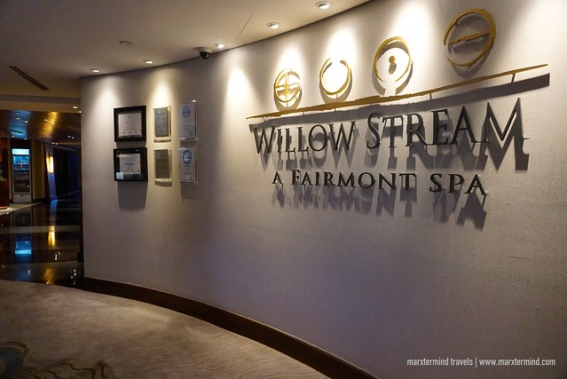 Willow Stream Swissotel The Stamford Singapore
