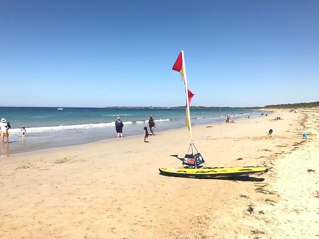 Santa Casa Beach Jan 2018