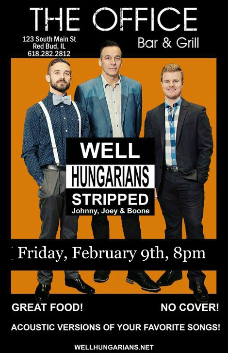 Well Hungarians 2-9-18