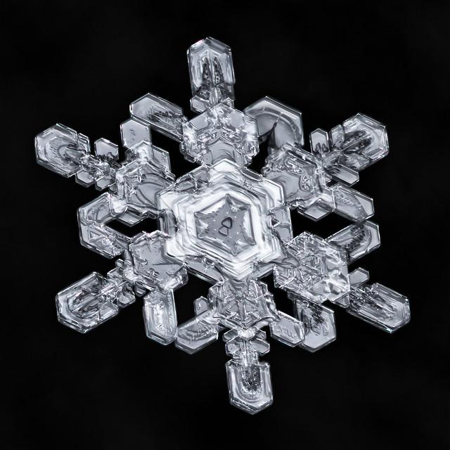 Snowflake-a-Day No. 46