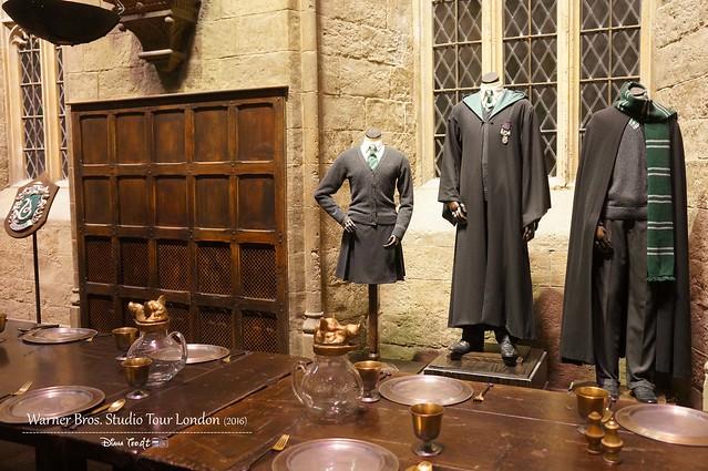 The Making of Harry Potter Studio Tour London 08