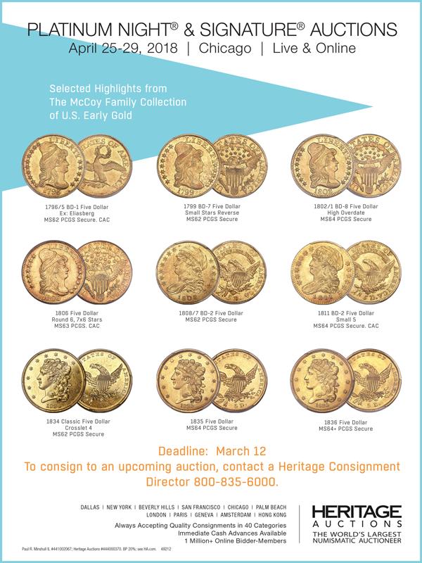 Heritage E-Sylum ad 2018-02-18