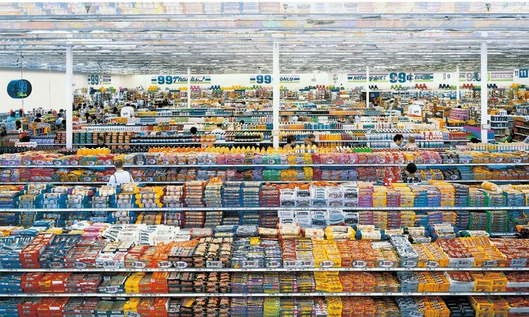 Dynamic Andreas Gursky