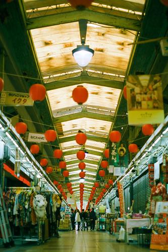 大阪 新世界 通天閣 Osaka Shinsekai Tsutenkaku