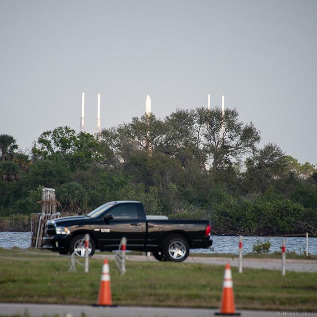 Atlas V / GOES-S