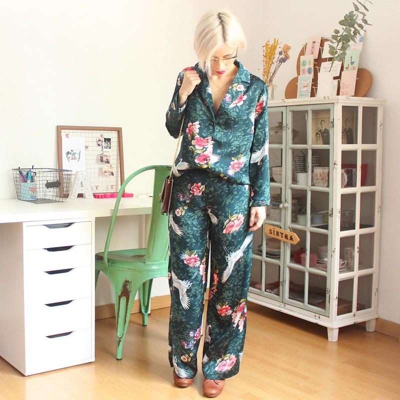 Pyjamas outfit