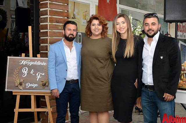 Feyzullah Akbaş, Büşra Akbaş, Filiz Arslan, Özgür Arslan-2
