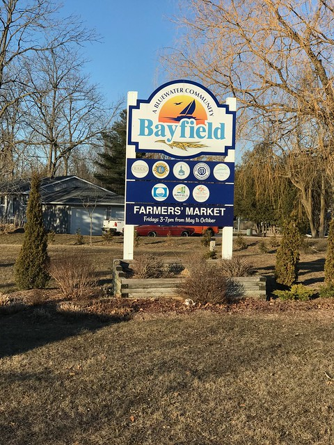 Travelling - Bayfield