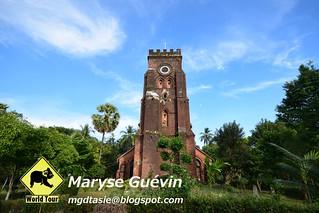 Mawlamyine, les églises