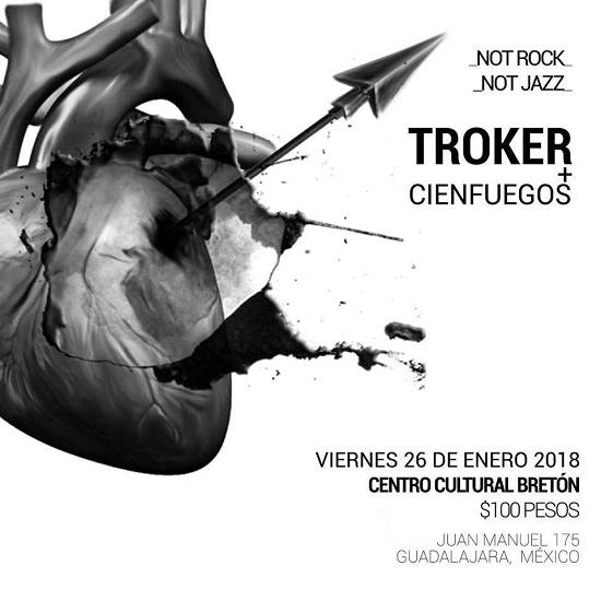 Troker-Cien Fuegos / Centro Cultural Bretón